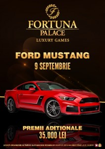ford mustang fortuna